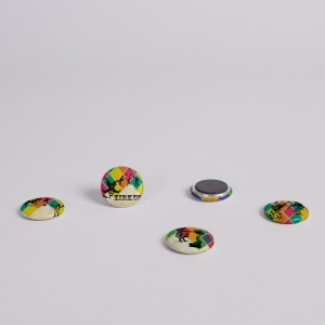 "Magnet 25mm ""Applaus"""